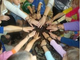 Игры на сплочение коллектива для детей - групповая сплоченность (для ПДО)