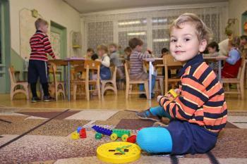 Советы родителям для лучшей адаптации детей в саду