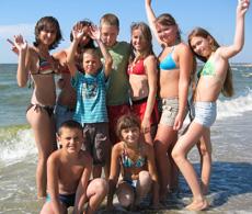 день знакомств летний лагерь сценарий