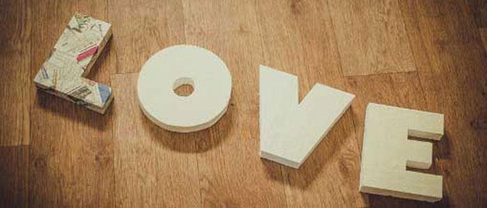 Буквы из пенопласта  фото инструкция